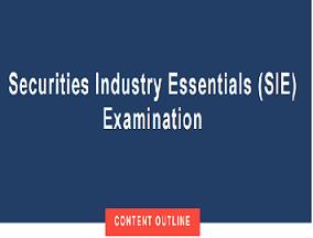 Securities Industry Essentials Exam Study Guide